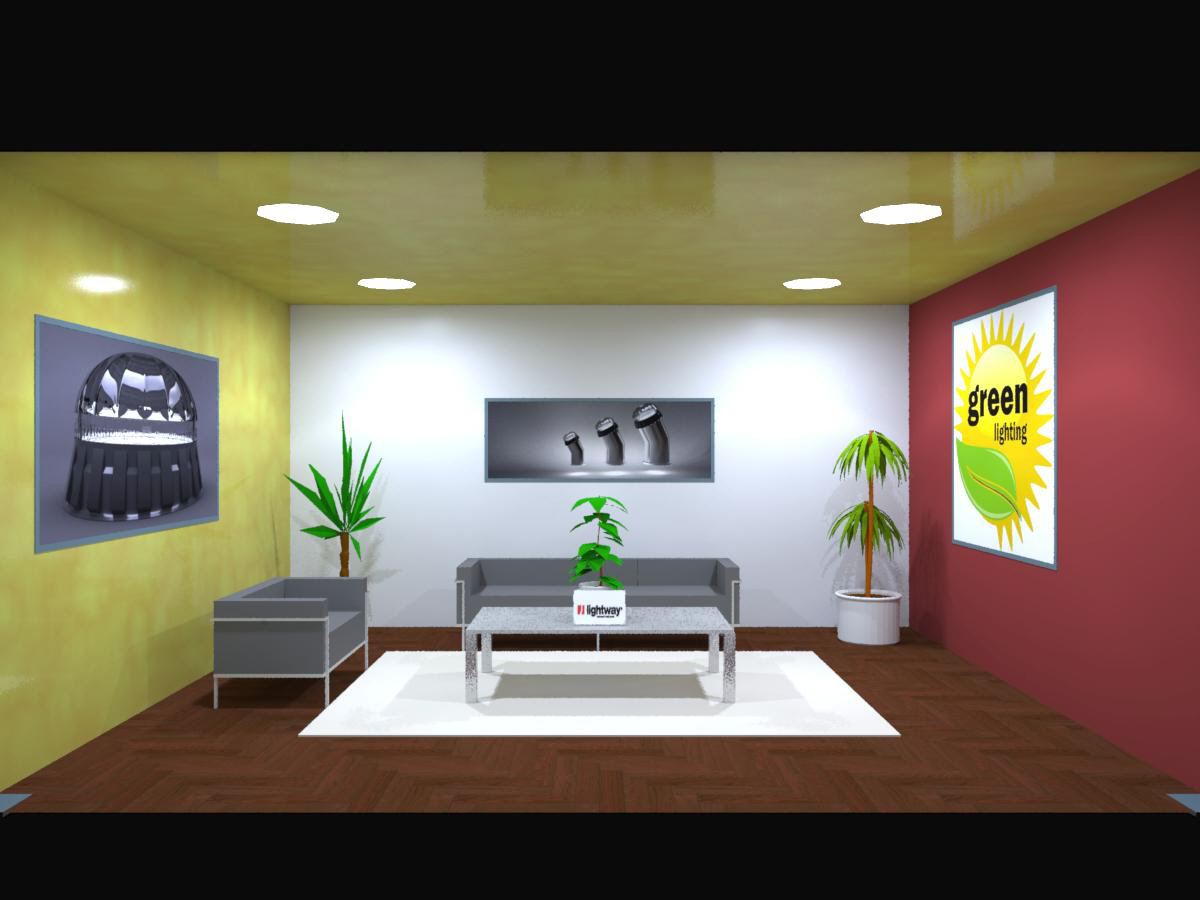 green lighting tageslichtspot reduziert den co2 aussto. Black Bedroom Furniture Sets. Home Design Ideas